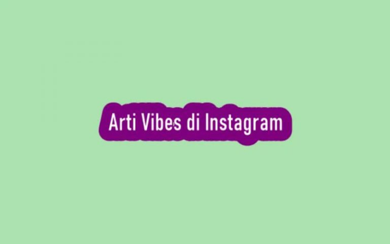 Arti Vibes Instagram Bahasa Gaul, Good Vibe Only!